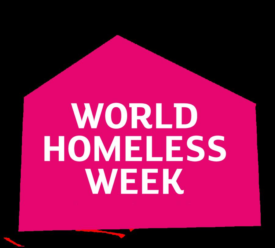 World Homeless Week logo