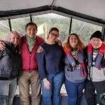 Guildford Swingbridge boat trip